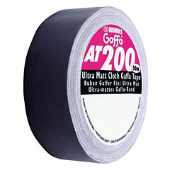 Advance Gaffa AT200 black « Adhesive Tape