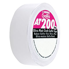 Advance Gaffa AT200 dull white « Adhesive Tape