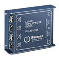 Splitter Palmer PLS 02 2-Channel Line Splitter