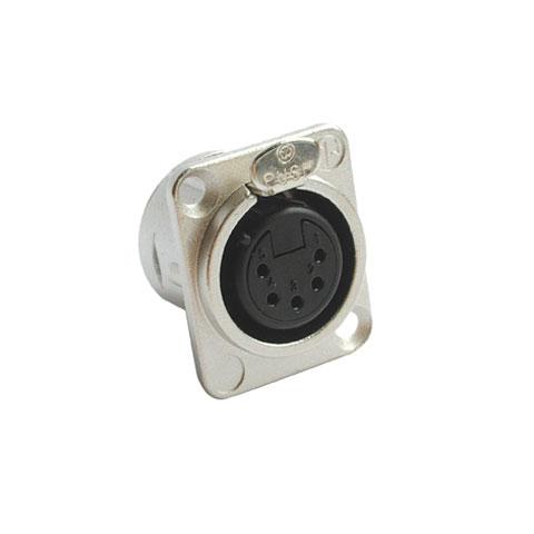 Conector XLR Neutrik NC5FD-L-1