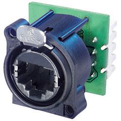 Neutrik NE8FAV-YK « RJ45 Plug