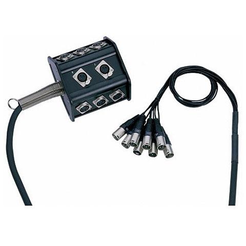 AudioTeknik ECON 8-0 BOX XLR 15m