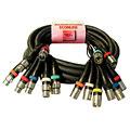 Cavo analogico Multicore t&mCable CXX805