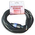 Lautsprecherkabel AudioTeknik ECON 1-1 SK 10 m