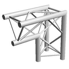 Expotruss X3K-30 J-250 « Structure