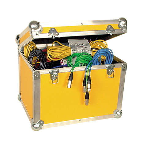 Transport Case AAC Universal Yellow