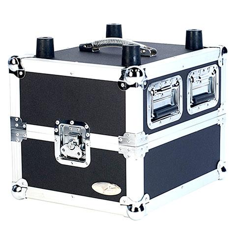 Case para vinilos Rockcase RC27162/50 Vinyl schwarz