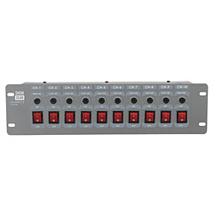 Showtec DJ-Switch 10 « Controlador Scan