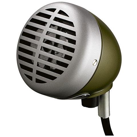"Mikrofon Shure 520DX ""Green Bullet"""
