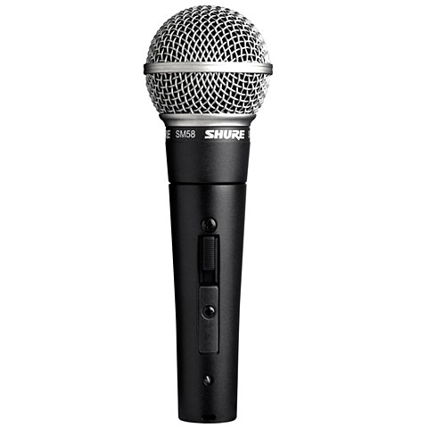 Microphone Shure SM58S