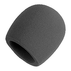 Shure A 58 WS wind screen black