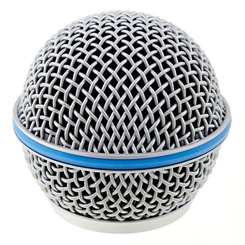 Accessoires microphone Shure RK265G Ersatzkorb Beta58