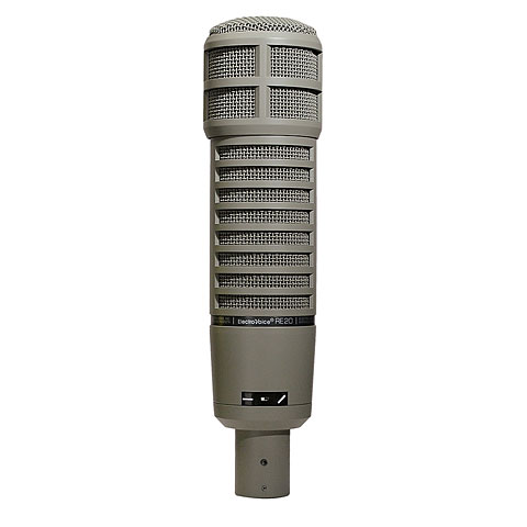 Mikrofon Electro Voice RE20
