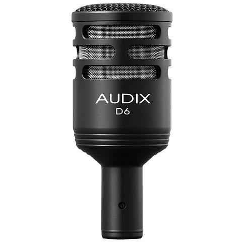 Mikrofon Audix D6