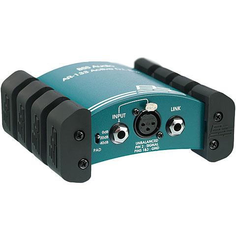 DI-Box/splitter BSS AR133