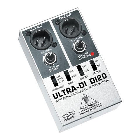 Behringer Ultra DI20