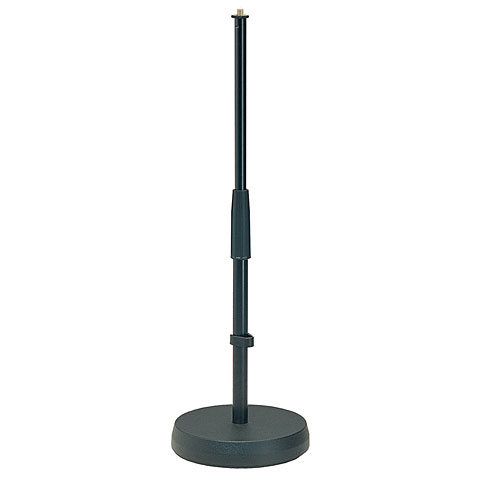 Pied de microphone K&M 233 Table / Floor Microphone Stand