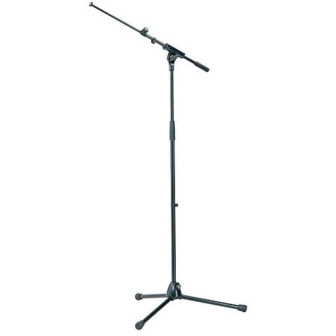 Soporte micrófono K&M 210/8 black