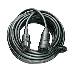 Althoff Power Extension Cable 10 m « Câbles d'alimentation