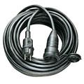 Сетевой кабель E Teknik Schuko Gummiverlängerung 10m