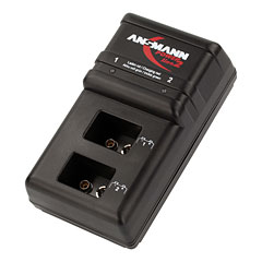 Ansmann Powerline2 ohne Akkus « Batterij oplader