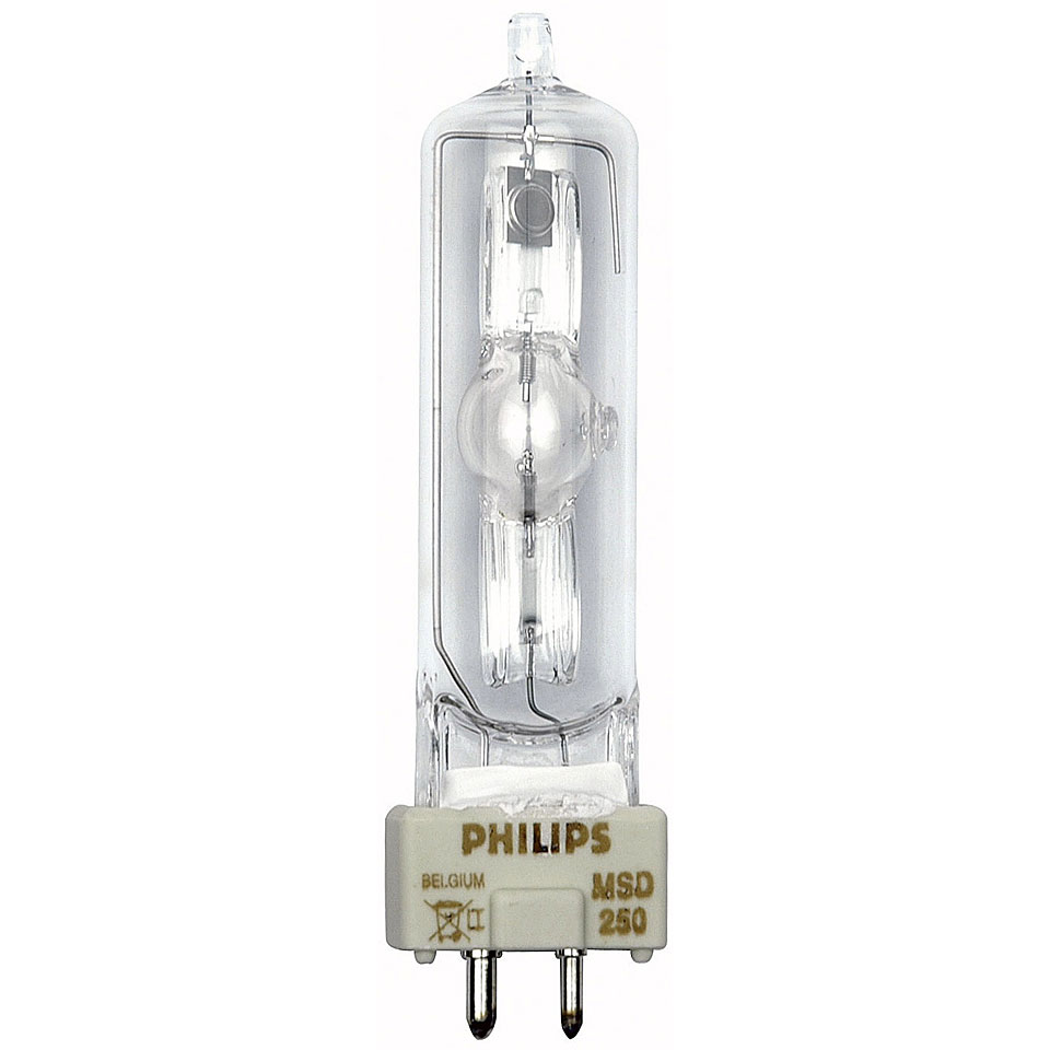 philips msd 250 2 2951172 discharge lamp