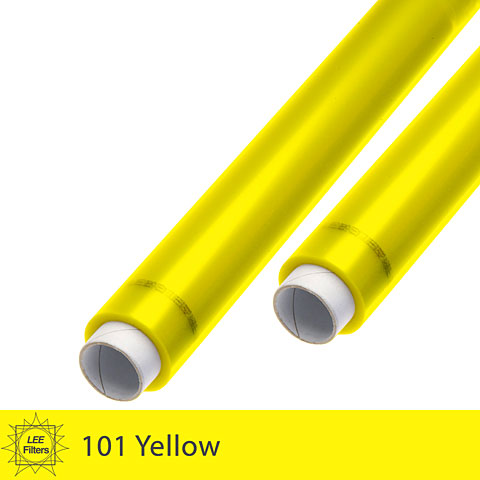 LEE Filters 101 Yellow