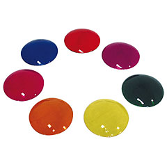 Eurolite Color Cap for PAR-36 red « Gélatine