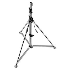 Manfrotto SUPER WIND UP STAINLESS STEEL « Lichtstativ