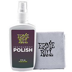 Ernie Ball Guitar Polish EB-4222 « Entretien guitare/basse