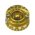 Bottone per potenziometro Gibson Speed SK020, 4x gold