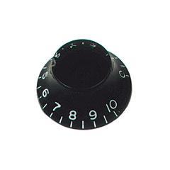 Gibson Bell HK010, 4x black « Botón potenciómetro