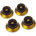 Pot Knob Gibson Bell HK030, 4x amber