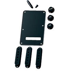 Fender Accessory Kit black « Accessory Kit