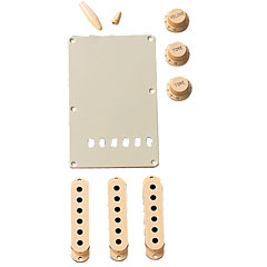Fender Accessory Kit aged white « Kit de accesorios