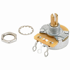 Fender Strat 250K-log split-shaft « Poti