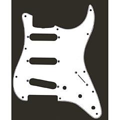 Fender Strat AMSTD white « Pickguard