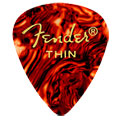 Plettro Fender 351 shell, thin (12 Stk)
