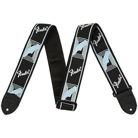 Fender Monogram 2'' Black/Light Grey/Blue