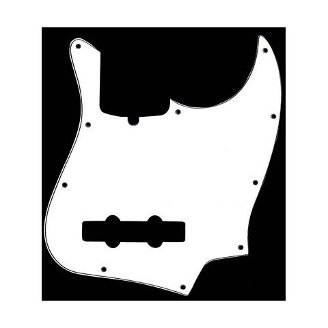 Fender Jazz Bass AMSTD white