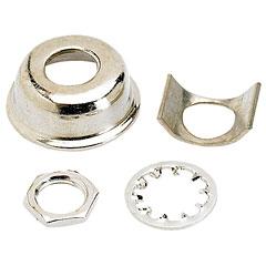 Fender Jack Ferrule, Telecaster® (Nickel) « Input-Jack Plate