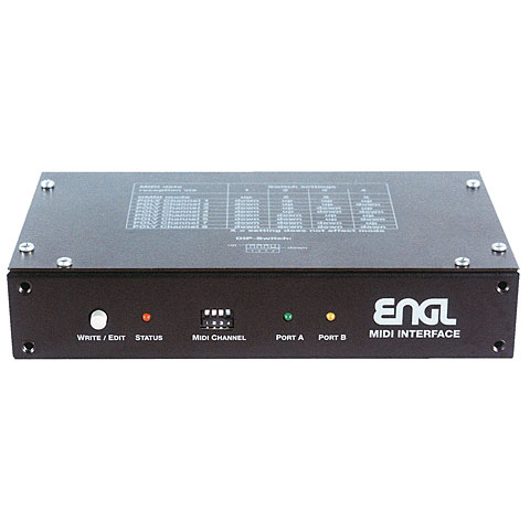 Little Helper Engl Z7 MIDI Interface