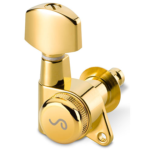 Schaller Locking, rear M6L gold