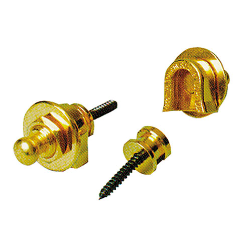 Schaller SecurityLock 447, gold (Set)