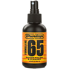 Dunlop Formula No. 65 Guitar Polish & Cleaner 118 ml « Guitar/Bass Cleaning and Care