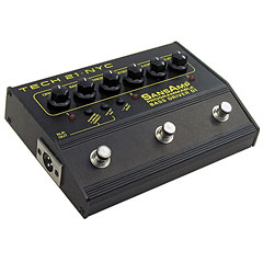 Tech 21 SansAmp BassDriver DI Programmable « Bass Guitar Effect