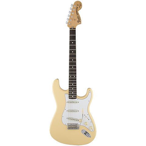 Fender Signature YngwieMalmsteen VWH RW « Guitare électrique