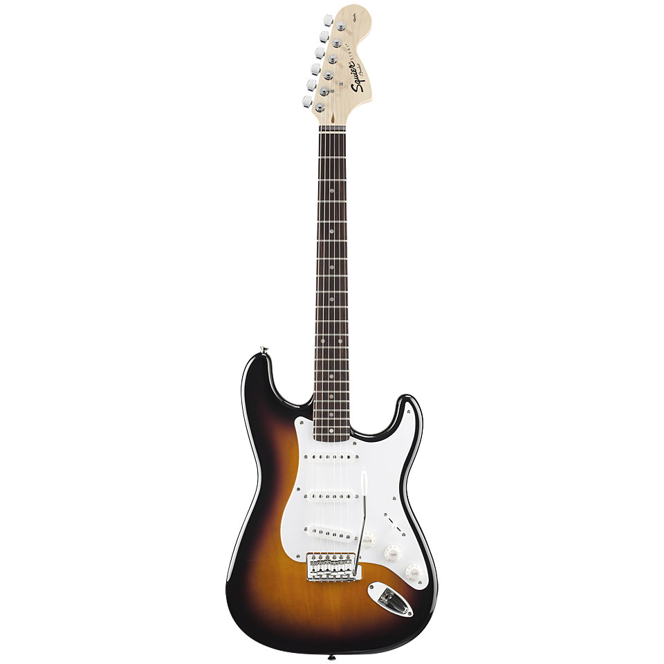 Squier Affinity Strat Rw Bsb 171 Electric Guitar