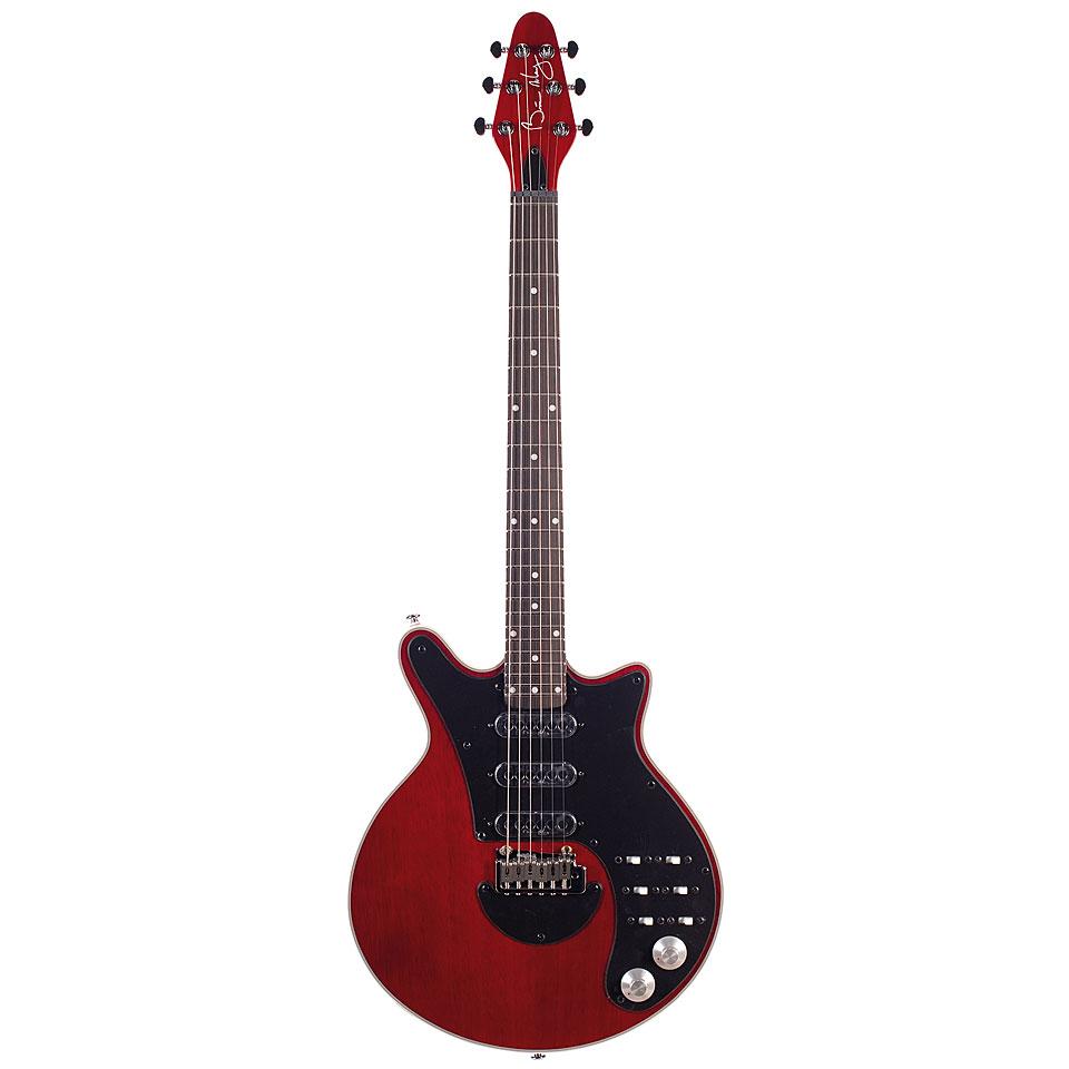guitare brian may