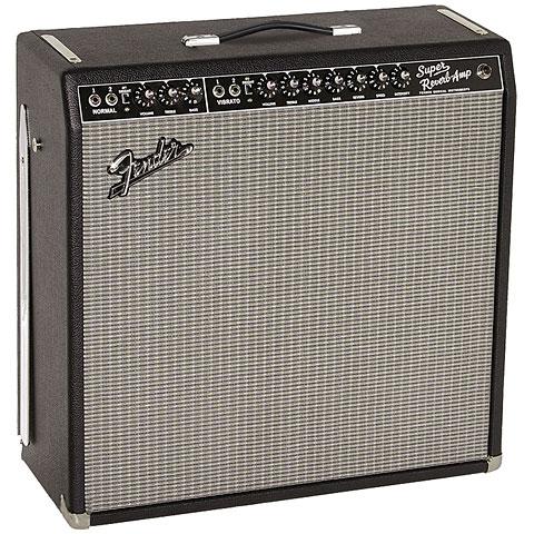 Amplificador guitarra eléctrica Fender '65 Super Reverb